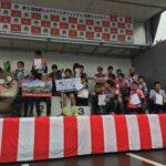 第5回菰野ヒルクライムチャレンジin鈴鹿スカイライン 年代別9位