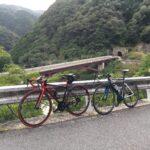 日吉ダムから嵐山へ抜けるライド 165.3km